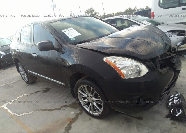 Inventory #184494857 2013 Nissan ROGUE