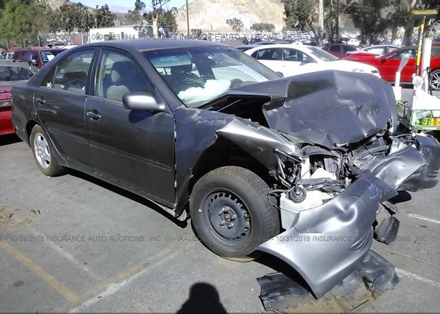 Inventory #709681542 2002 Toyota CAMRY