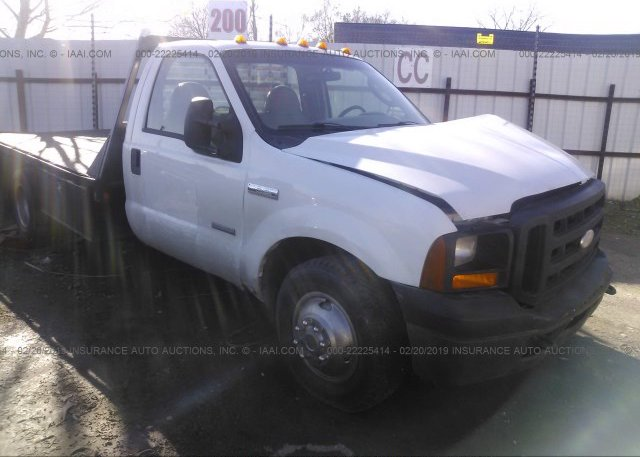 Inventory #305227686 2006 FORD F350
