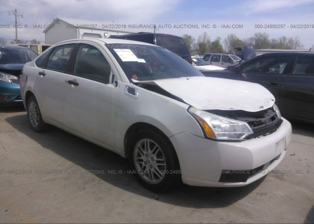 Inventory #194761449 2009 FORD FOCUS
