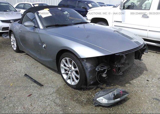 Inventory #361702066 2007 BMW Z4