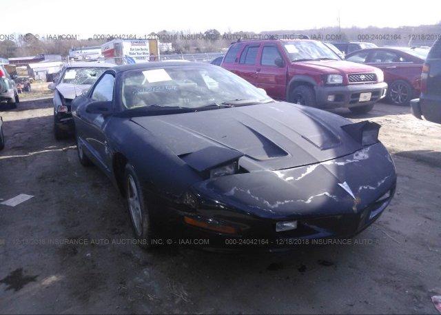 Inventory #892284300 1995 Pontiac FIREBIRD