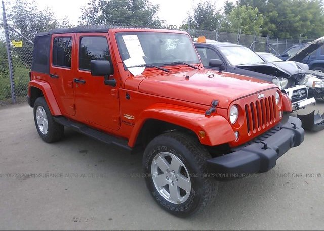 Inventory #210133685 2015 JEEP WRANGLER UNLIMITE