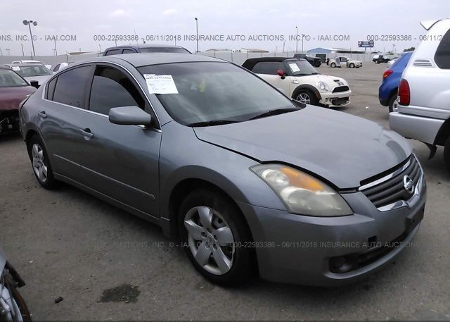 Inventory #380807103 2008 Nissan ALTIMA