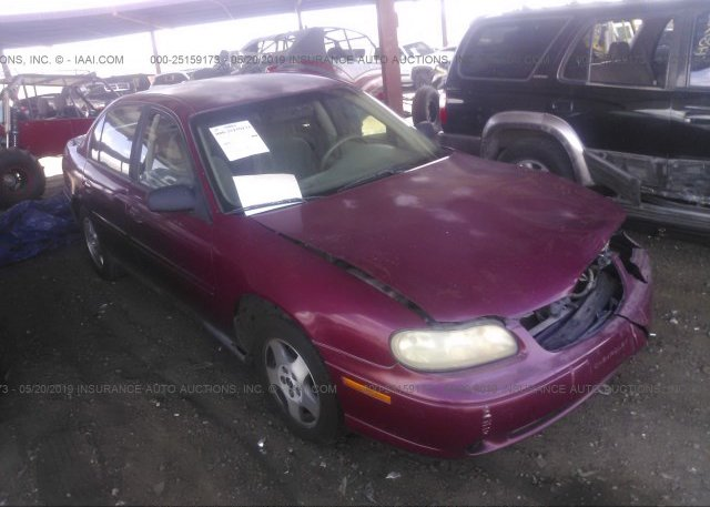 Inventory #724030389 2004 Chevrolet CLASSIC