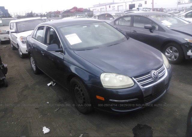 Inventory #956337325 2005 Volkswagen NEW JETTA