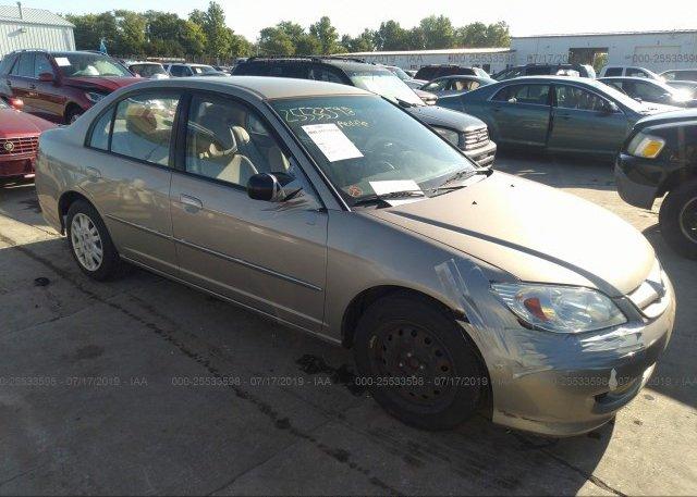 Inventory #461229216 2004 Honda CIVIC