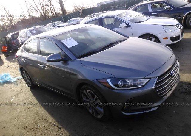 Inventory #383030687 2017 Hyundai ELANTRA