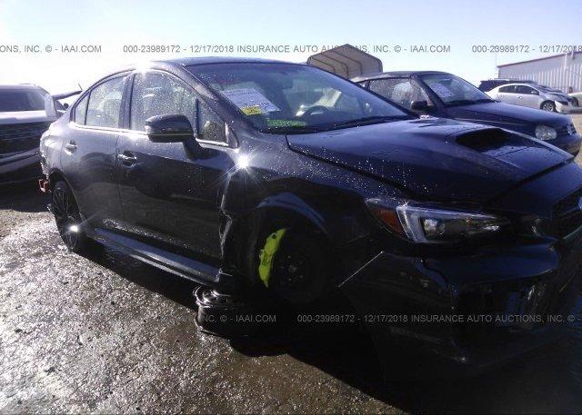Inventory #533822332 2018 Subaru WRX