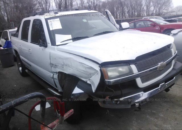 Inventory #246262103 2005 Chevrolet AVALANCHE