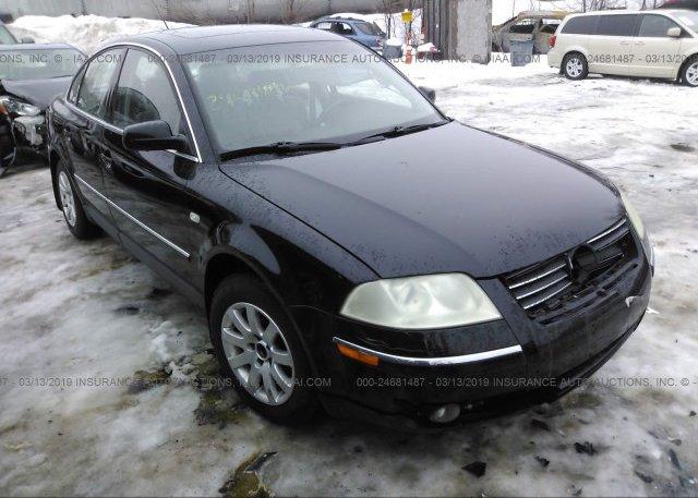 Inventory #492389902 2002 Volkswagen PASSAT