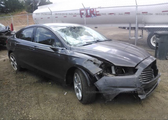Inventory #276033127 2015 FORD FUSION