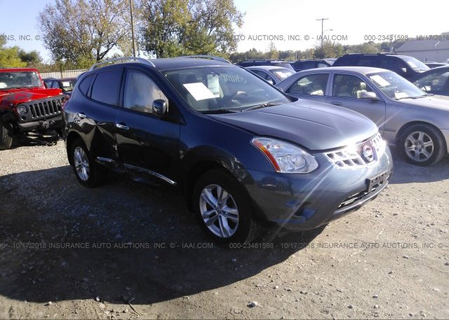 Inventory #911372168 2013 Nissan ROGUE