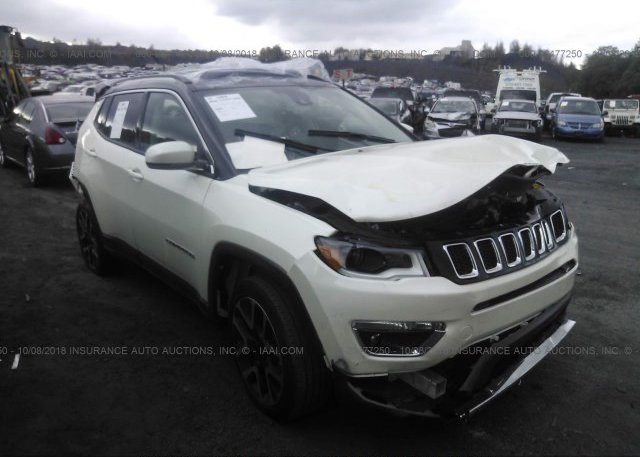 Inventory #840306506 2017 JEEP COMPASS