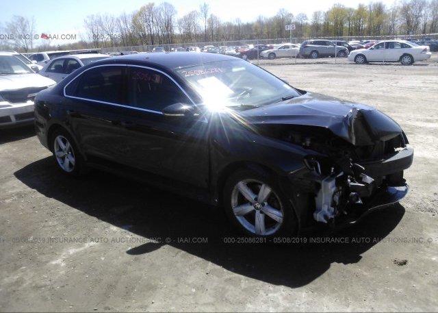 Inventory #909269371 2012 Volkswagen PASSAT