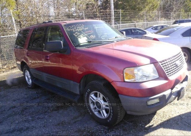 Inventory #811044361 2003 FORD EXPEDITION