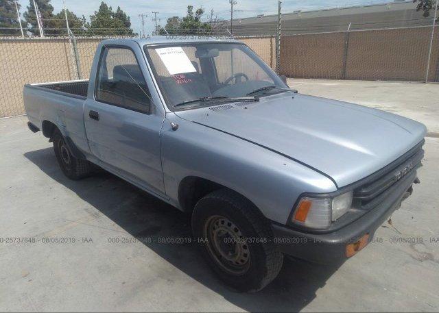 Inventory #614795930 1990 Toyota PICKUP