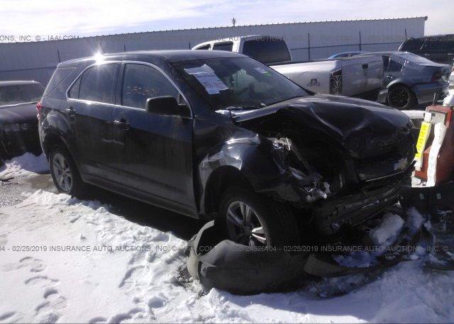 Inventory #983364660 2015 Chevrolet EQUINOX