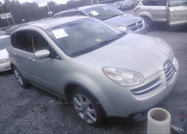4s4wx83c164402133 Clear Green Subaru B9 Tribeca At Pulaski Va On