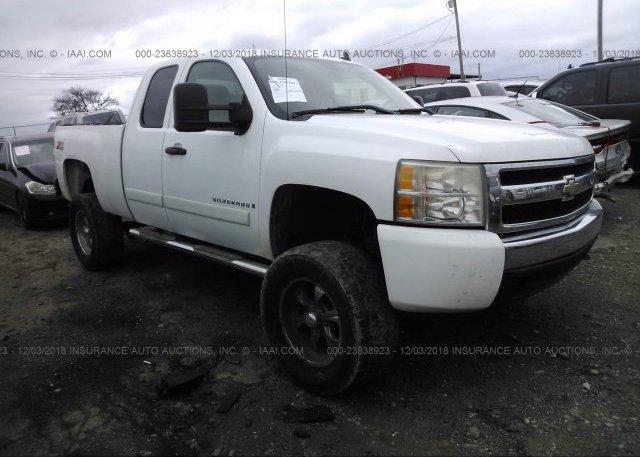 Inventory #391798084 2007 Chevrolet SILVERADO