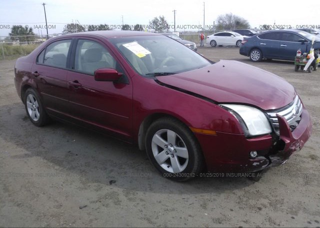 Inventory #728583166 2007 FORD FUSION