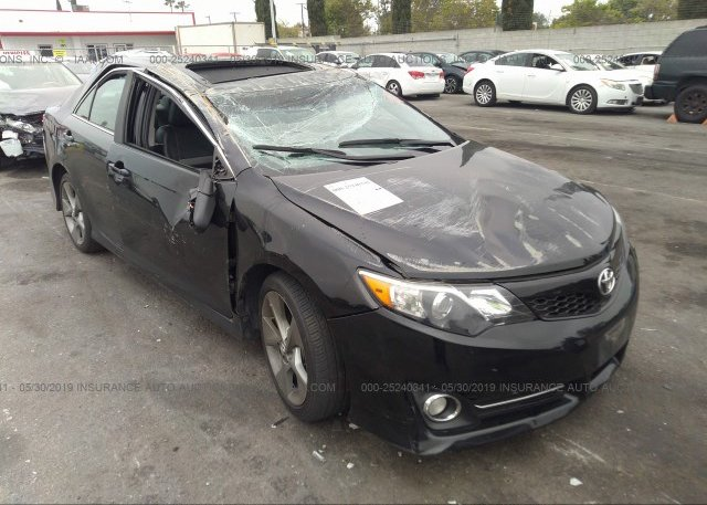 Inventory #593678757 2014 Toyota CAMRY