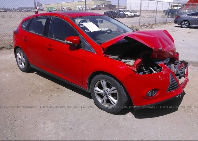 Inventory #276368482 2013 FORD FOCUS