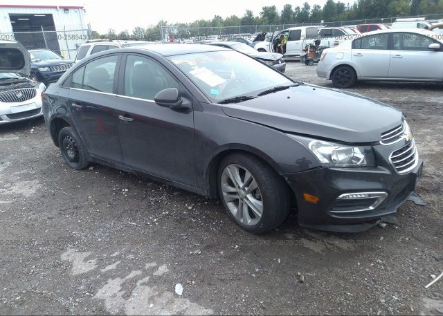 Inventory #751905861 2016 Chevrolet CRUZE LIMITED