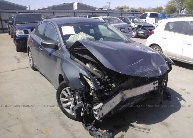 Inventory #600000718 2017 Nissan ALTIMA