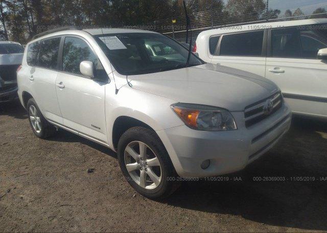 Inventory #508408708 2008 Toyota RAV4