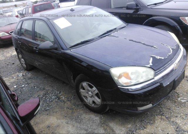 Inventory #229116951 2004 Chevrolet MALIBU
