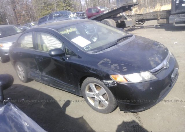 Inventory #597697275 2006 Honda CIVIC