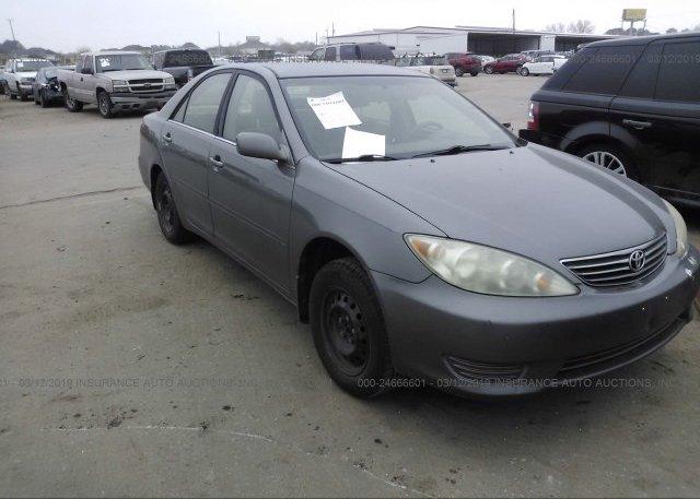 Inventory #750266712 2005 Toyota CAMRY