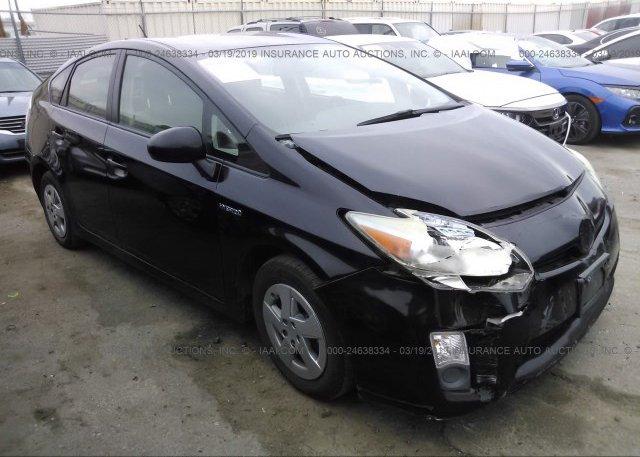Inventory #172215907 2010 Toyota PRIUS