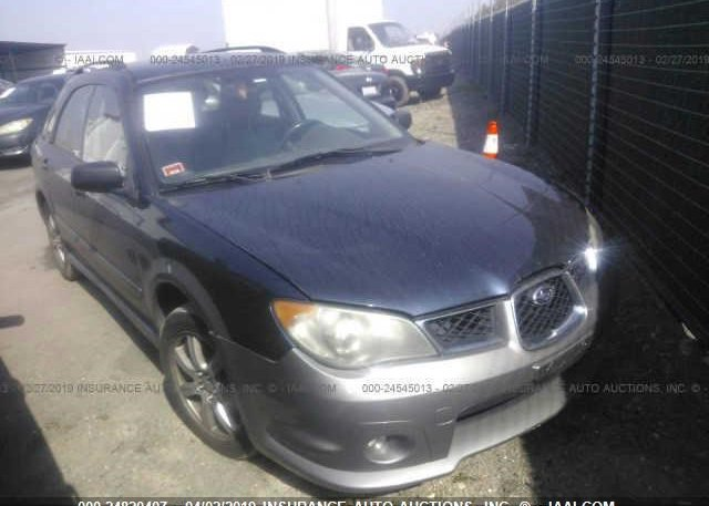 Inventory #551303189 2006 Subaru IMPREZA