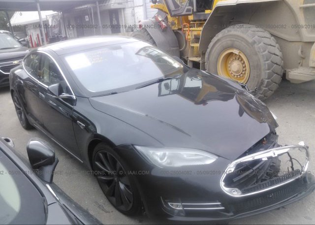Inventory #531986686 2013 Tesla MODEL S