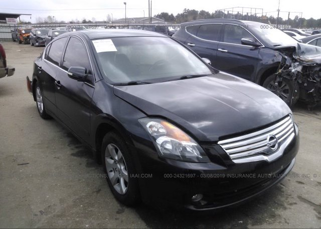 Inventory #391319007 2007 Nissan ALTIMA