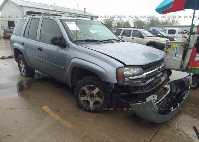 Inventory #475761320 2006 Chevrolet TRAILBLAZER