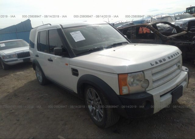 Inventory #448633029 2006 Land Rover LR3