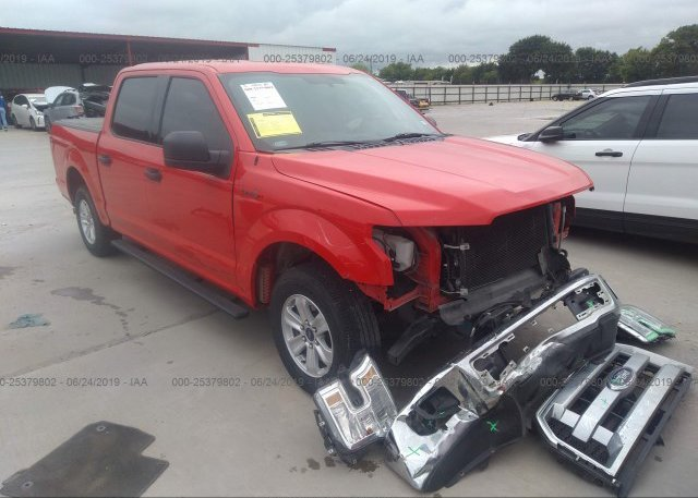 Inventory #296064023 2015 FORD F150