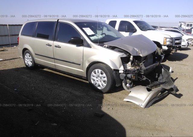 Inventory #989442906 2015 Dodge GRAND CARAVAN