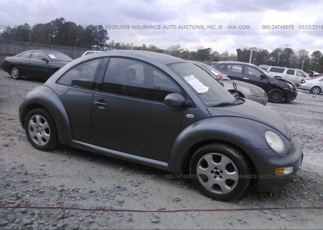 Inventory #716822386 2002 Volkswagen NEW BEETLE