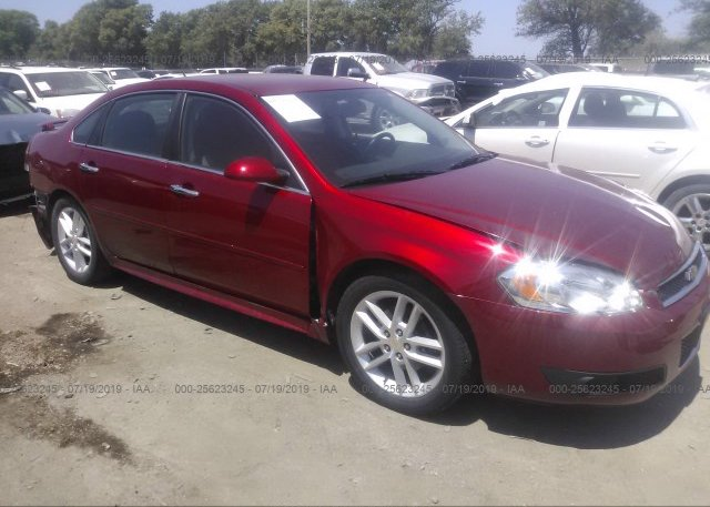 Inventory #933094468 2014 Chevrolet IMPALA LIMITED
