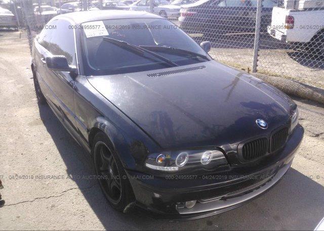 Inventory #350384206 2002 BMW 330