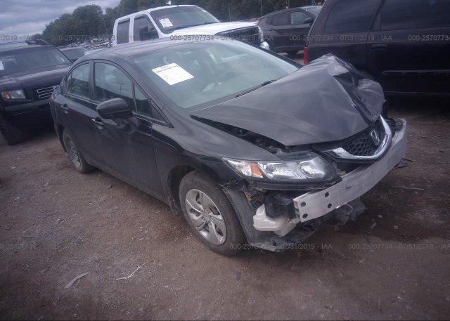 Inventory #913602437 2014 Honda CIVIC