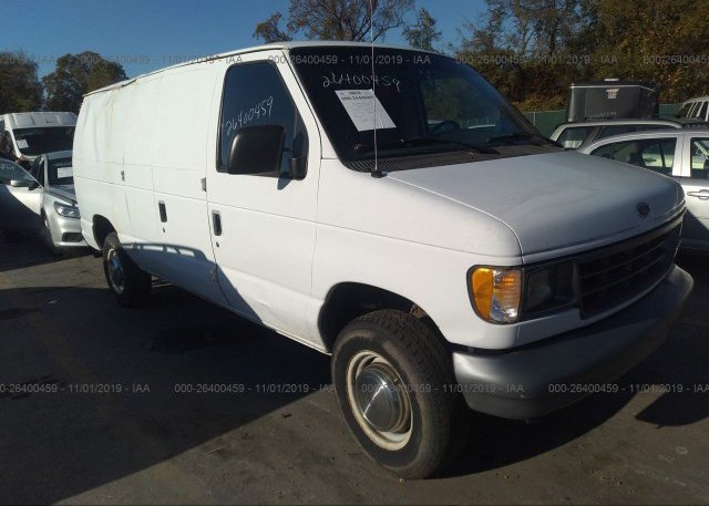 Inventory #696853200 1996 FORD ECONOLINE