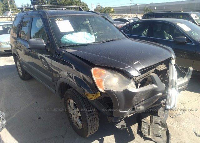 Inventory #367637723 2003 Honda CR-V