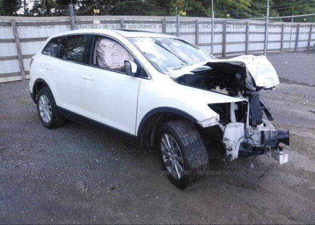 Inventory #857438680 2008 Mazda CX-9