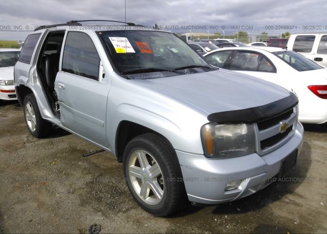 Inventory #573468317 2008 Chevrolet TRAILBLAZER