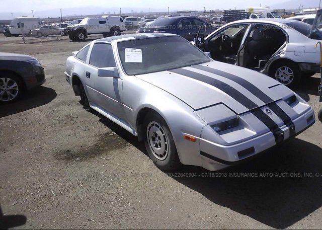 Inventory #545726730 1986 NISSAN 300ZX